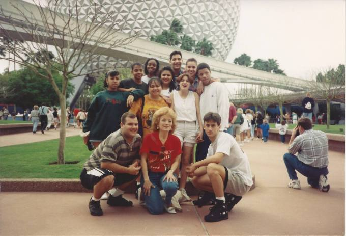 Epcot Center Nancy Shankman